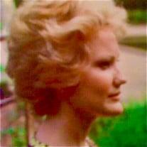 Gloria Ann Henslee Thompson