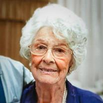 Mrs. Jewel Gladys Beasley Ludke