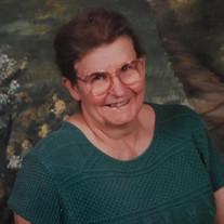 "Virginia ""Nanny"" Dixon of Bethel Springs, TN"