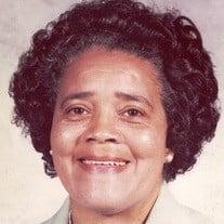 Mrs. Esther S. Lindsey-Lee