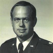 Major Larry Joseph Mattina (Retired USAF)