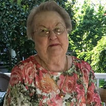 "Margaret ""Peg"" McGlory"
