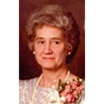Mary Frances Ward
