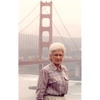 Mamie June Hicks