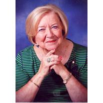 "Patsy ""Pat"" Irene Matthews"