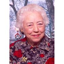 Maxine Glendal Williamson