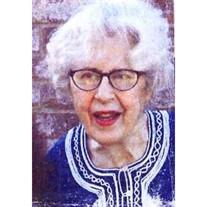 Dr. Ruth Marie Eshenaur