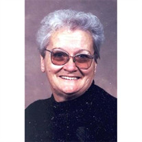 Gertrude E. Holland