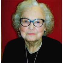 Rev. Nancy J. Hamm