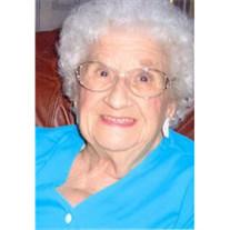 Doris Mae Miller