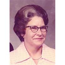 Marceia Jean Crawford