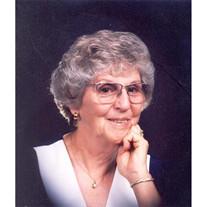 Eula Doris Hudnall