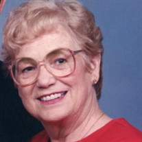 "Elizabeth ""Betty"" Ann Boswell Baskett"
