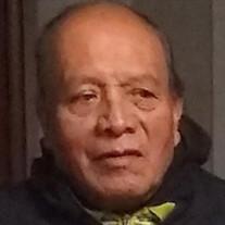 Evaristo Cruz-Meza