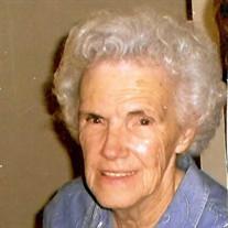 Mrs. Carrie Gisclair Dufrene