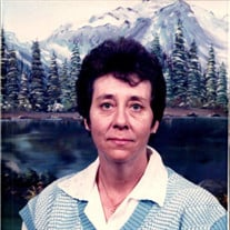 Mrs. Peggy J. Soucia
