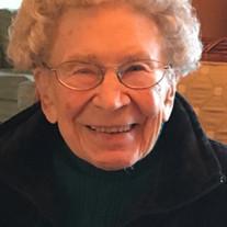 Margaret Jean Nelson
