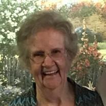 Nannie Geiger Arant Hammond
