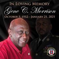 Mr. Gene Clifton Morrison
