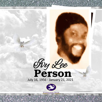 Mr. Ivy Lee Person