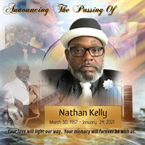 Nathan A Kelly