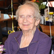Bertha Mary Sherlock