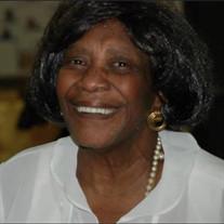 Mrs. Dorothy Mae Johnson