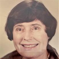 Mrs Marjorie E. Hickey