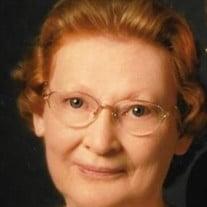 Mrs. Helen Louise Gregory