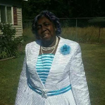 Rev. Mary Ann Clement White
