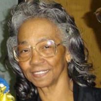 Ms. Mildred Carmon Thomas