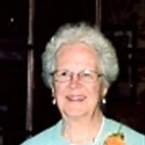 Mrs. Maureen Roberta Feary