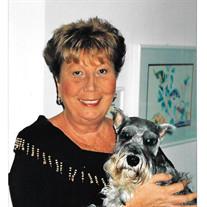 "Judith ""Judy"" Louise Hickey"