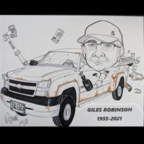 Giles Robinson