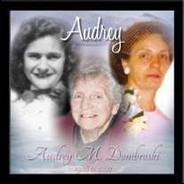 Audrey Mary (Molick) Dombroski