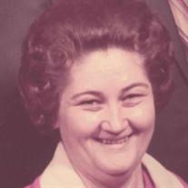 Mrs. Loeta Scroggins Stobaugh
