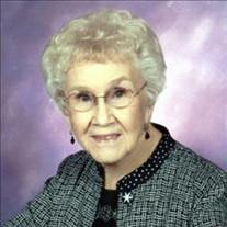 Eugenia Ruth Spencer