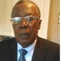 Rev. Dr. Antoine J. Jasmin