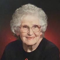 Cora Marie Biddulph