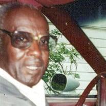 Deacon Isaac Moses Sr.