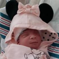 Baby Girl NaCola Mechelle Riley