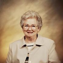 Mrs. Anna Mae Breazeale