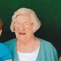 Mrs. Virginia Lucille Wood Sanderson