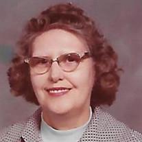"""Genevieve L. """"Jeanie"""" Wagner"""