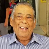 Moses Pedroza