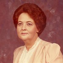 Carole Bobbette Robertson Brown
