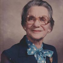 Allie Rae Roberts