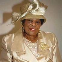 Mrs. Minnie Dee Rhodes