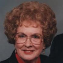 Mrs. Violet Louise Greenlee