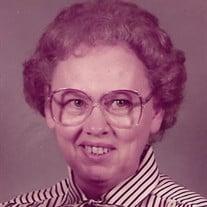 Mrs. Mary Sue Miller Higginbotham